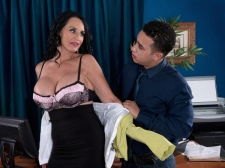 Rita's 15th 60PlusMILFs.com shlong shags her ass